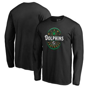 Miami Dolphins Forever Lucky Long Sleeve T-Shirt