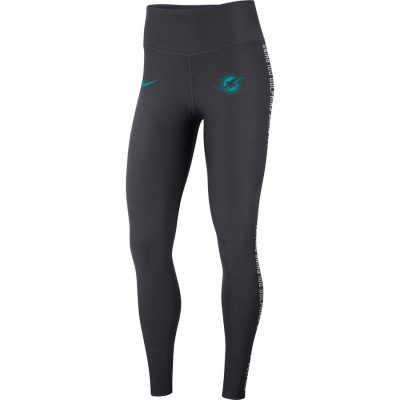 Miami Dolphins Nike Women's Performance Tights